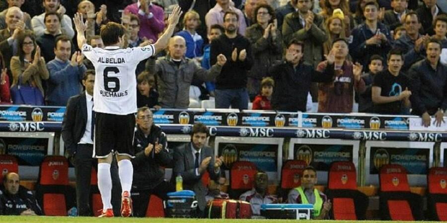 Valencia CF. Albelda