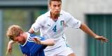 Fausto Rossi jugando con Italia. Foto: UEFA.com