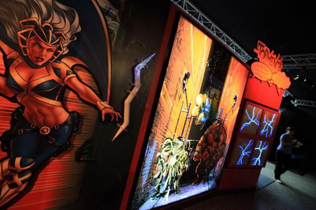 La exposición Marvel Superhéroes deja el Museo de las Ciencias Príncipe Felipe