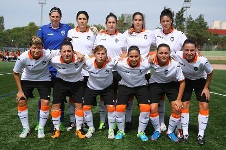 VCF Femenino. Foto: Valencia CF