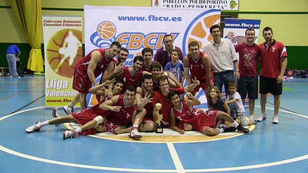 El Jovens Almàssera participa en la Liga Valenciana EBA 1ª División