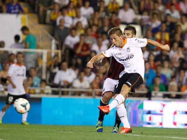 Valencia CF. Fede Cartabia