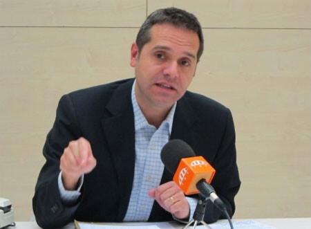 Amadeu Sanchis. Foto de archivo