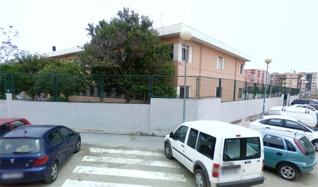 Colegio Antonio Machado. Foto: Google