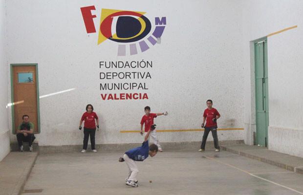 Escuelas de pilota en Valencia