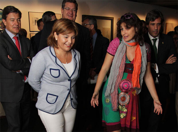 isabel-bonig-exposicion-125-aniversario-de-valencia-lliria