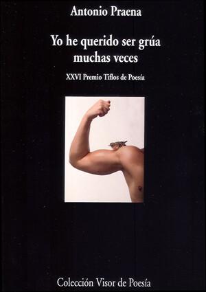 portada libro ANTONIO PRAENA