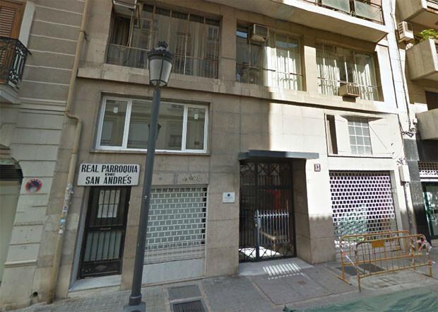 Fachada del colegio San Juan de Ribera, según Google StreetView. Foto: Google