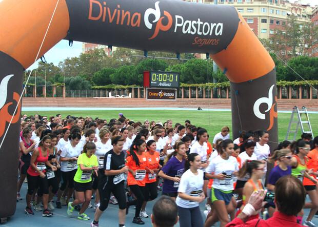 Salida III Quedada Running Femenino Valencia 12-Oct-2013