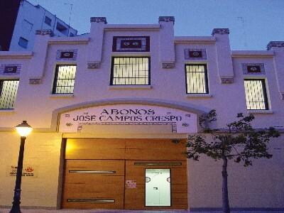 Los halteras clasificados entrenan habitualmente en el Centro Municipal de La Creu del Grau. Foto: Fundación Deportiva Municipal de Valencia