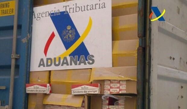 Agencia Tributaria. Tabaco