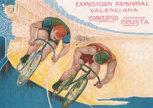 Cartel de la Exposición Regional Valenciana. 1909. A.P.R.S.
