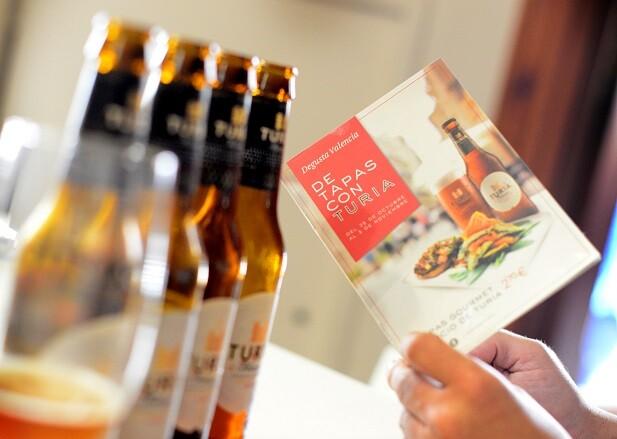 Cervezas Turia. I Ruta de la Tapa