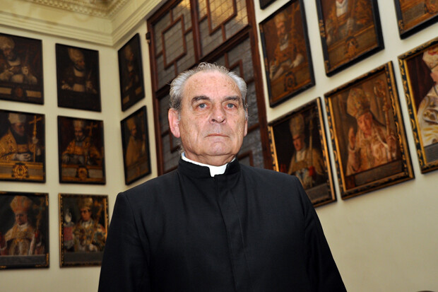 Enrique Farfán, en una imagen reciente. Foto: AVAN