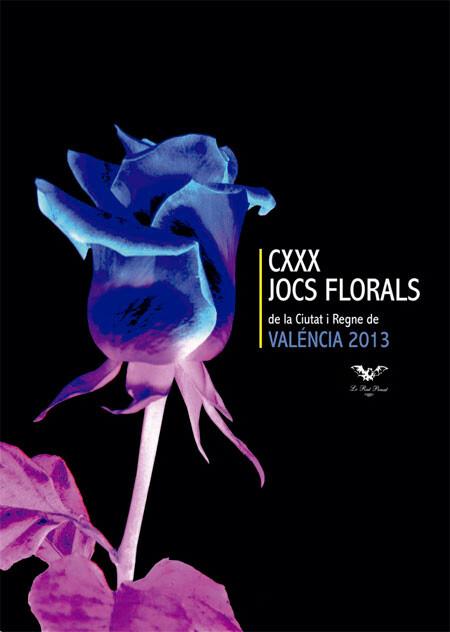 Cartel de los CXXX Jocs Florals de Ciutat i Regne de València
