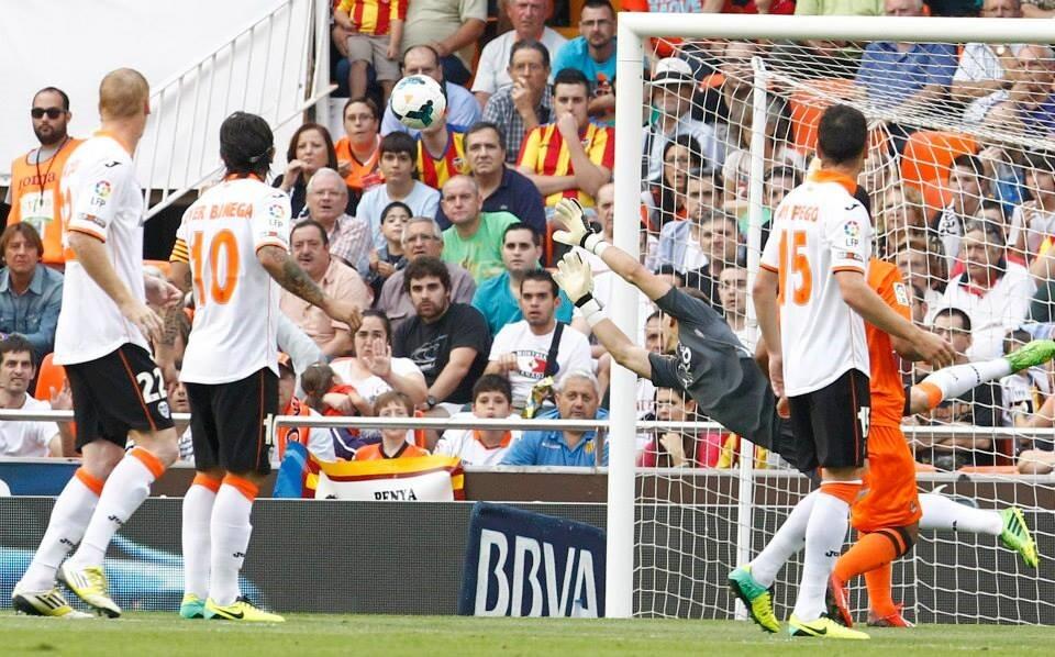 Valencia CF. Real Sociedad