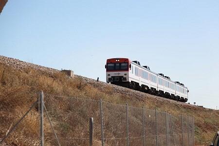Xirivella. Tren. C3