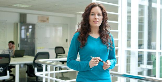 Alicia Fuentes, fundadora de Inventure Cloud.
