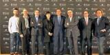 El equipo de La Caixca Banca Privada, en un evento reciente.