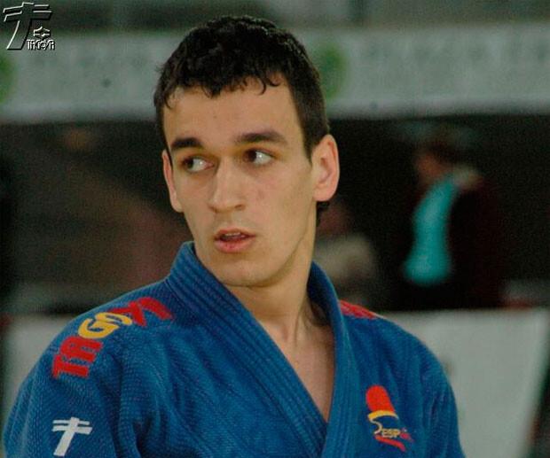 Gar Uriarte, de la Federación de Judo y disciplinas asociadas de la Comunitat Valenciana