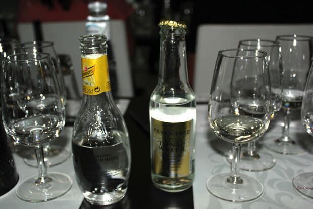 Las mejores tónicas para un Gin Tonic, a criterio de Jesús Bernard.