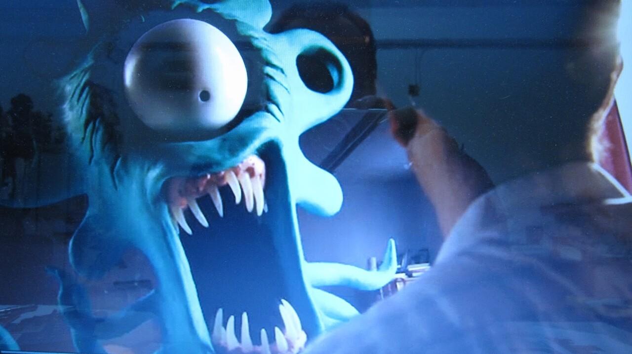 'Molecular zombie', del laureado animador valenciano Pablo Llorens