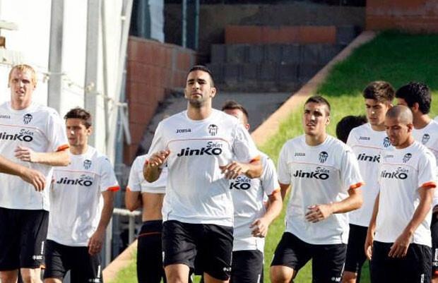 Rami abandonará en breve la disciplina valencianista. Foto: Valencia CF