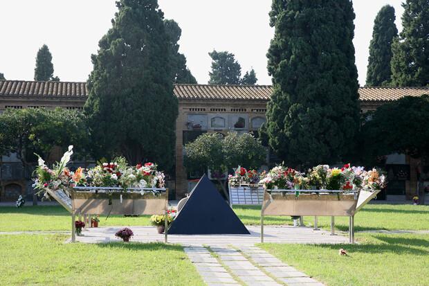 Jardín del Recuerdo. Cementerio General. Foto: A.P.R.S.