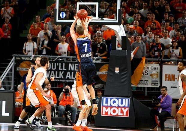 Valencia Basket. rathiopharm Ulm