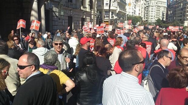 Valencia. RTVV no es tanca 1