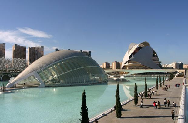 El Palau de les Arts Reina Sofía de la Ciudad de las Artes y las Ciencias es el escenario elegido para la inauguración de EmTech España. Foto: GVA