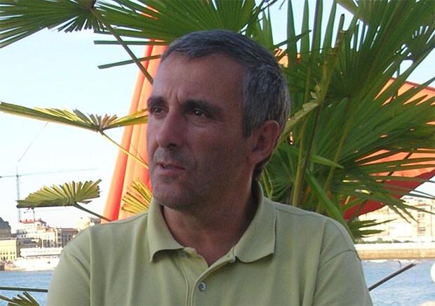 Iñaki Izarrabalbeitia, diputado de Els Verds en el Parlamento Europeo. Foto: Wikipedia