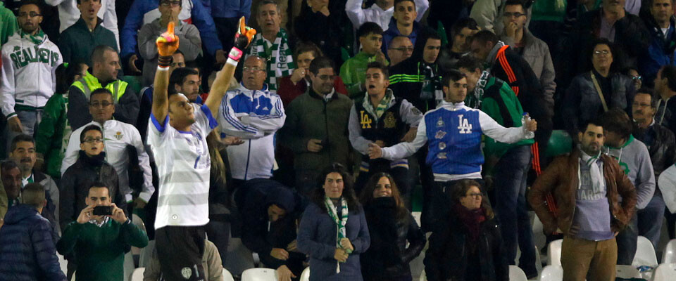 Keylor Navas, el héroe del Levante en Sevilla. Foto: Jorge Ramírez / Levante UD