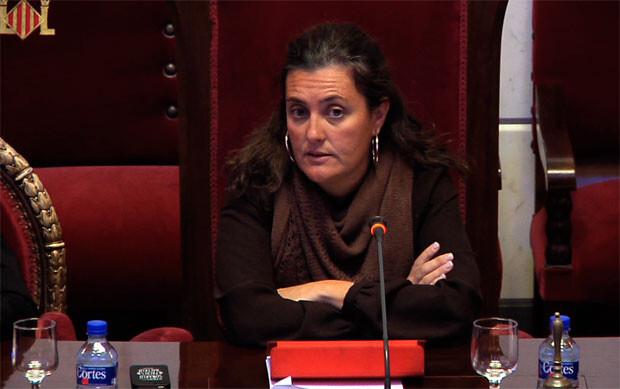 La Concejala de Empleo, Innovación y Proyectos Emprendedores, Beatriz Simón