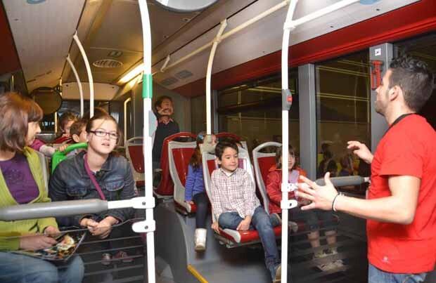 1223 Canciones a bordo del bus