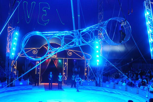 Circo Alaska 1 rulo