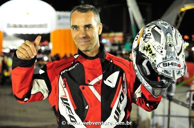 Julian Villarrubia. EMT. Dakar. Requena