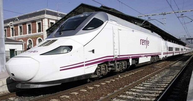 Renfe. Intercity