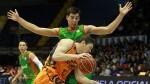 Valencia Basket. Cajasol