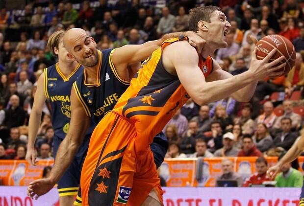 Valencia Basket. Gran Canaria 1