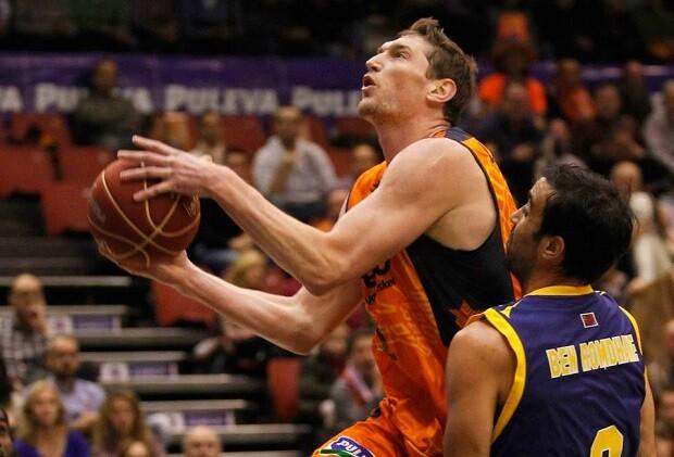 Valencia Basket. UCAM Murcia 1