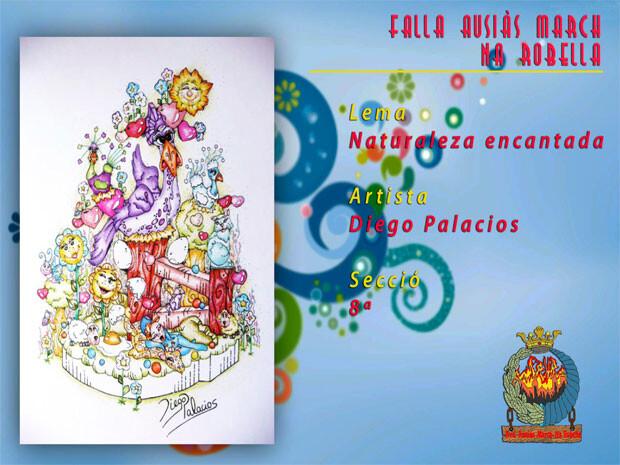 boceto-2014--ausias-march-na-robella-infantil