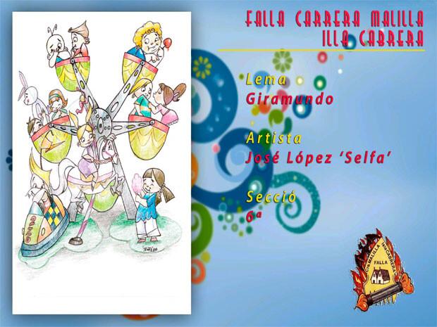 boceto-2014-carrera-malilla-isla-cabrera-infantil