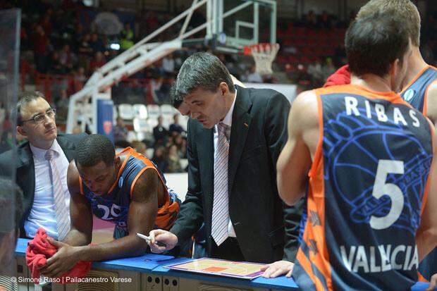Cimberio Varese Vs Valencia