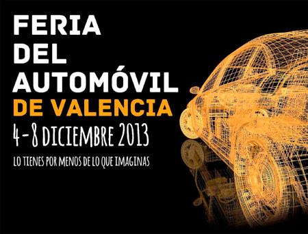 Feria del Automóvil de Valencia, 2013