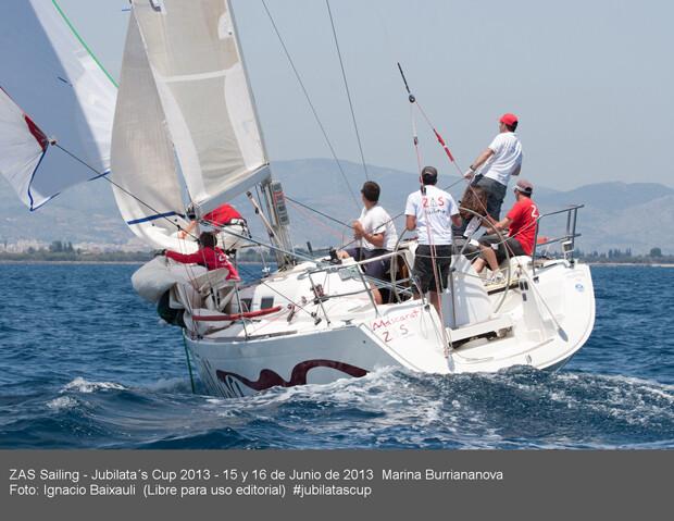 III Jubilata's Cup, Marina Burriananova Burriana, Castellón