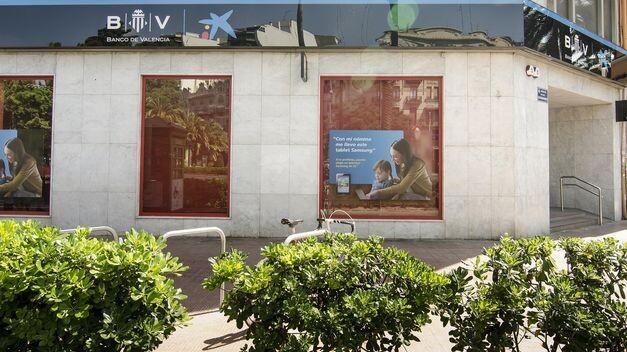 CaixaBank. Banco de Valencia