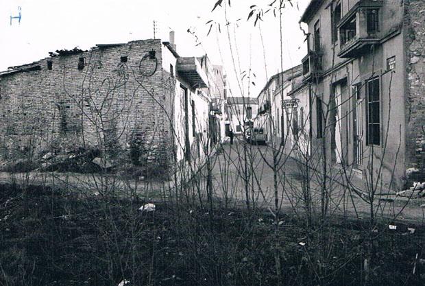 Campanar. Calle del Doctor Blay. Ca. 1976. A. P. R. S.