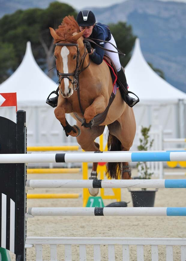 196NCD3S at CSI2* Mediterranean Equestrian Tour I at Oliva Nova Equestrian Center, Oliva - SPAIN