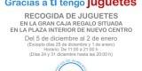 RECOGIDA JUGUETES